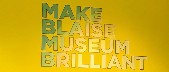 Make Blaise Brilliant