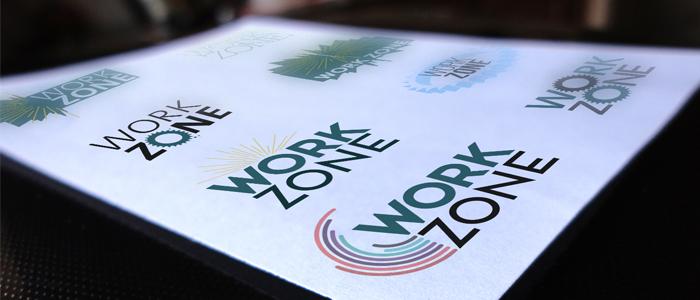 Work Zone logo