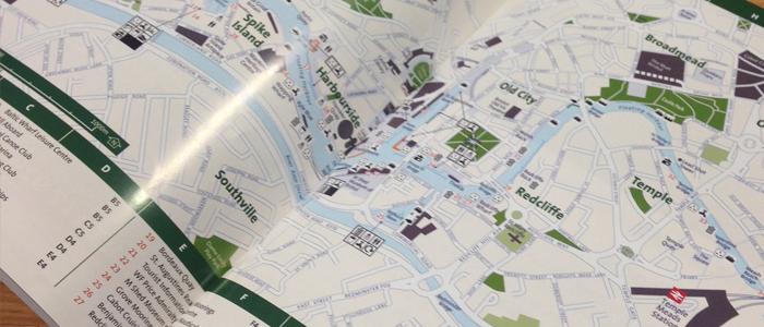 James Fry Design Cartography